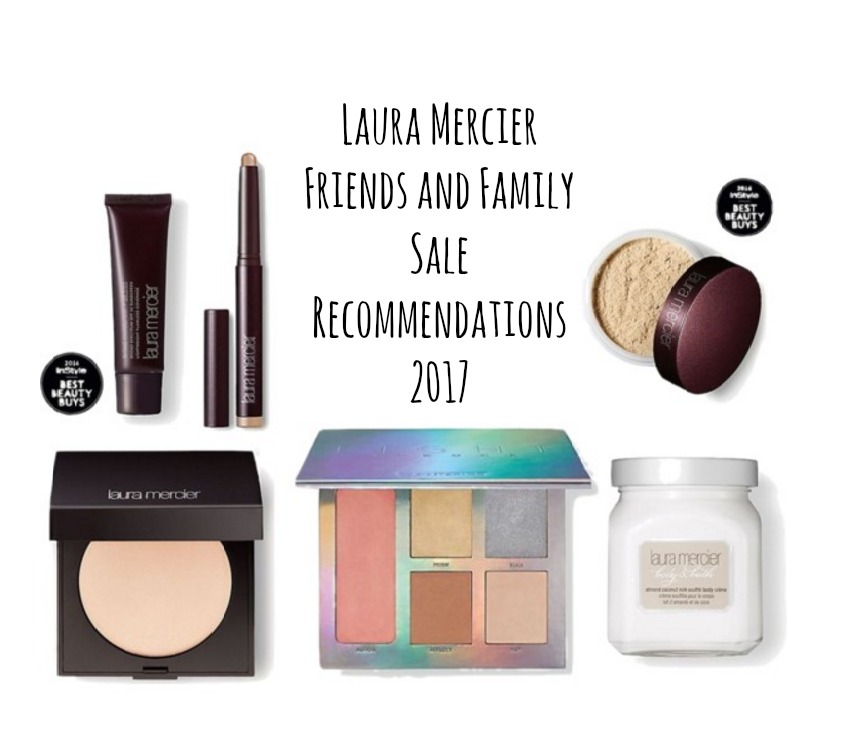 Laura Mercier Friends & Family Sale 20% Off and Free Shipping Through 7/2/17