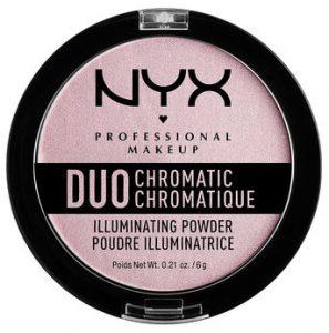 NYX Duo Chromatic Illuminating Powder