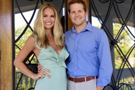Cameran Eubanks from Bravo's Southern Charm with her husband Jason Wimberly
