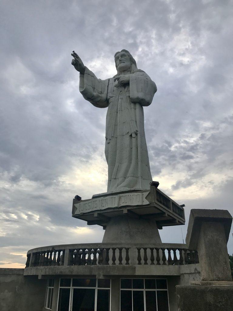 jesus-statue-san-juan-del-sur-nicaragua