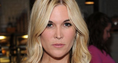 Tinsley Mortimer and her signature naturally radiant makeup look