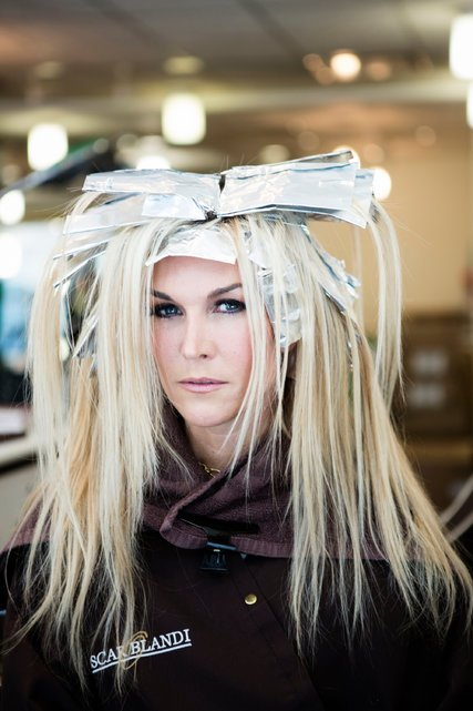 Tinsley Mortimer Hair Color Nytimes Blushing In Hollywood