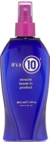 It's a 10 Miracle Leave-In Product
