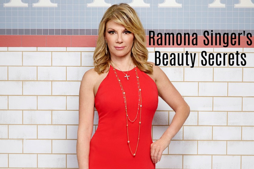 RAMONA SINGER'S BEAUTY SECRETS