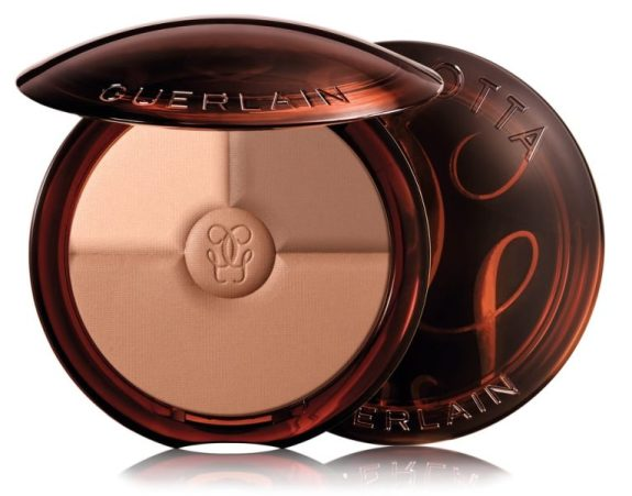 Guerlain Terracotta Sun Trio Bronzer in Natural