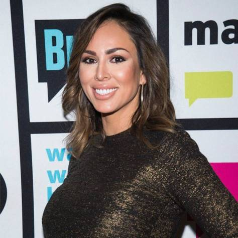 Kelly Dodd's makeup looking very glam at the Bravo Clubhouse