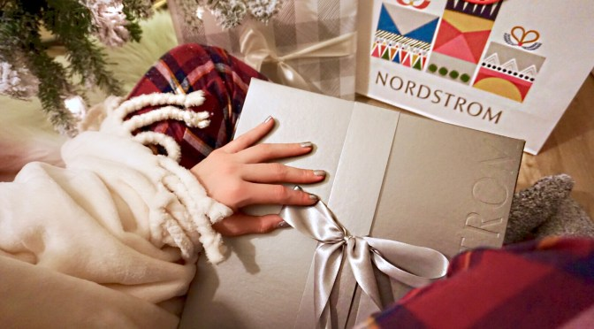 Creating New Christmas Traditions With Help From Nordstrom