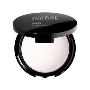 MakeUp Forever Ultra HD Microfinishing Pressed Powder in Translucent