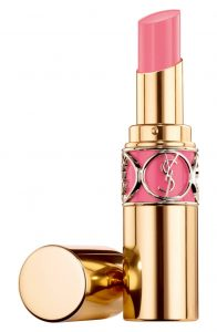 Yves Saint Laurent Rouge Volupte Shine Oil-in-Stick Lipstick in 51 Rose Saharienne