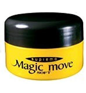 Supremo Magic Move Soft Pomade