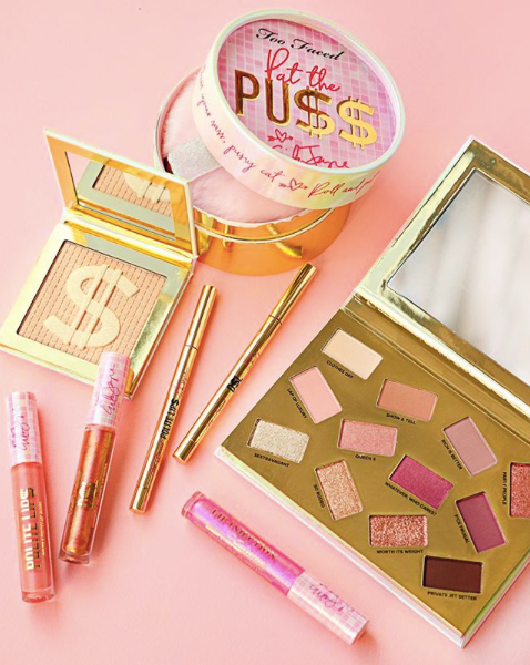 Erika Jayne x Too Faced Pretty Mess Makeup Collaboration