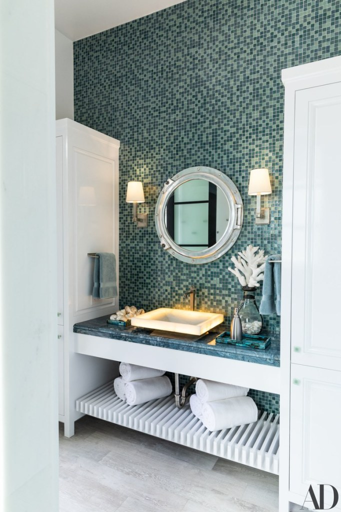 Heather Dubrow's Bathroom