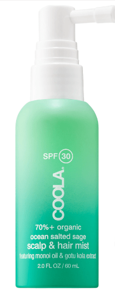 Coola Ocean Salted Sage Scalp and Hair Mist SPF 30