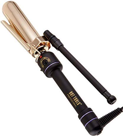 "Hot Tools Professional 24K Gold 1.5"" Curling Iron:Wand"