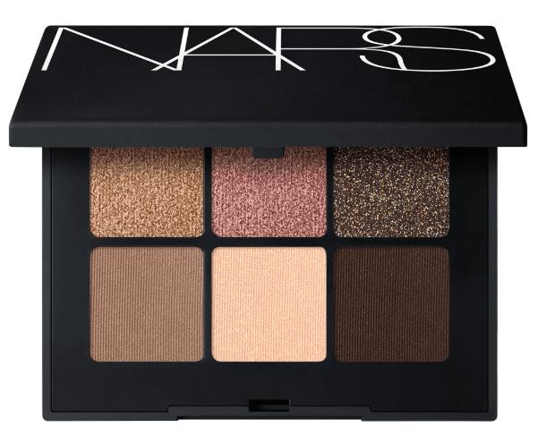 NARS Voyaguer Eyeshadow Palette in Suede