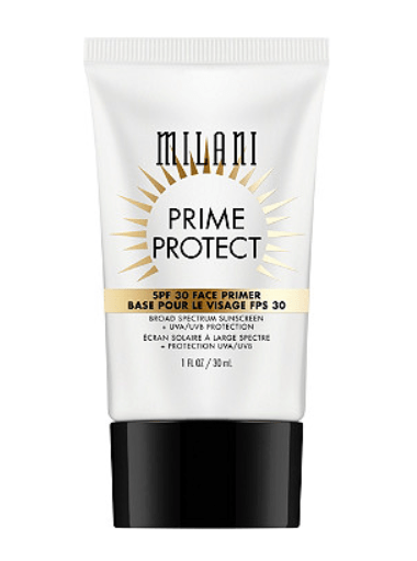 Milani Prime Protect SPF 30 Face Primer