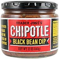 Trader Joe's Chipotle Black Bean Dip