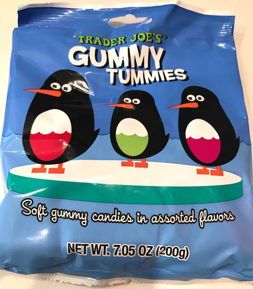 Trader Joe's Gummy Tummies