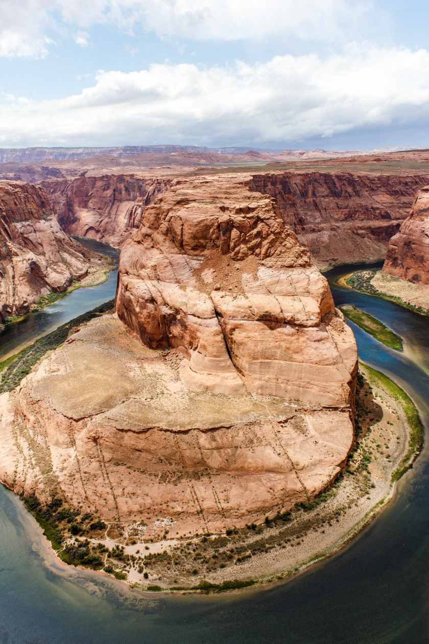 Horseshoe Bend at Grand Canyon National Park
