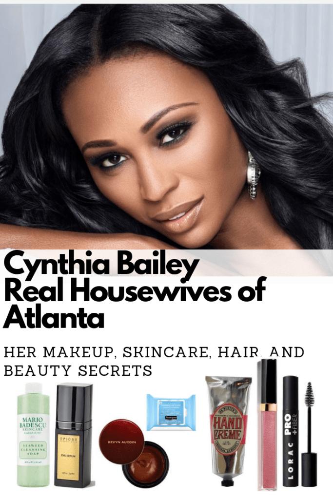 Cynthia Bailey's Beauty Secrets
