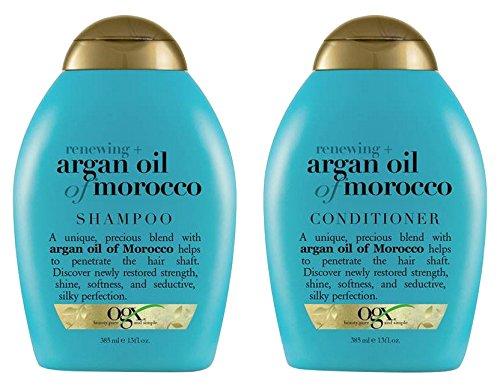 Organix Renewing Argan Oil of Morocco Shampoo and Conditioner