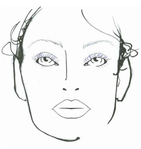 MAC NYFW AW'13 Daily Face Chart Report for Wednesday
