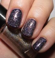 bobbi brown chrome glitter nail