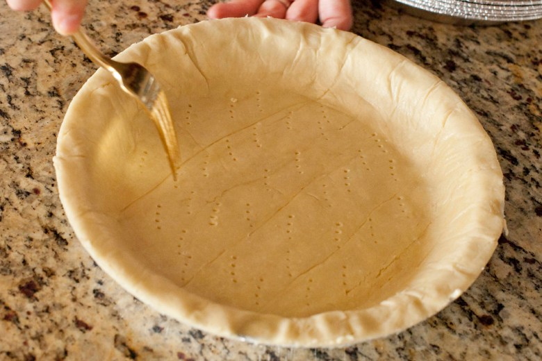 Easy and Simple Pie Crust