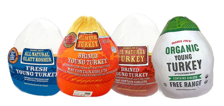 What you need from Trader Joe's this Thanksgiving