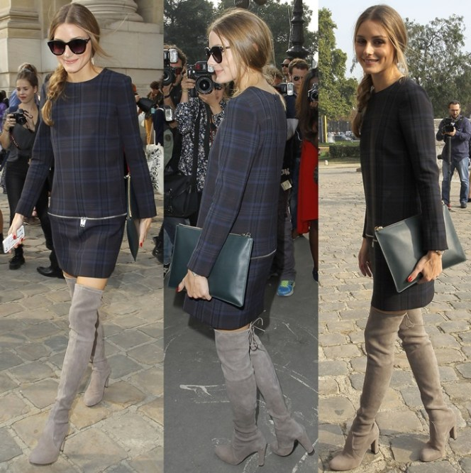 Paris Fashion Week Ready to Wear Spring/Summer 2014 - Carven - Celebrity Sightings Featuring: Olivia Palermo Where: Paris, France When: 26 Sep 2013 Credit: WENN.com **Not available for publication in France, Netherlands, Belgium, Spain and Italy. Available for the rest of the world.**