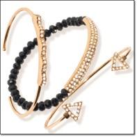 mark mixed set bracelets