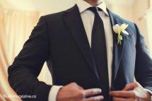 Nada & Nader' Royal Wedding Blush Magazine