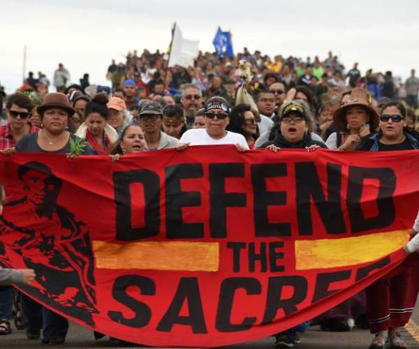 Victory at Standing Rock: Construction of Dakota Access Pipeline Halted
