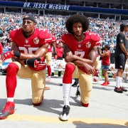 After Charlottesville, America Takes A Knee