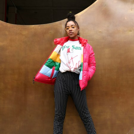 Sanauva-Nique Bilal Street Style Outfit