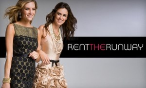 rent the runway campaign image