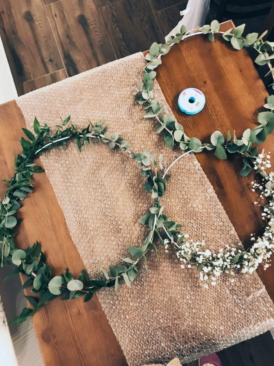 Mit csinál az esküvői dekoros?