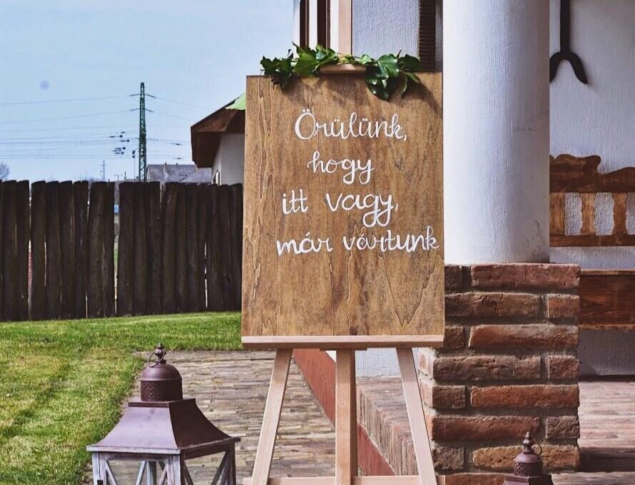 Zsindelyes  Cottage Esküvői Nyílt Nap
