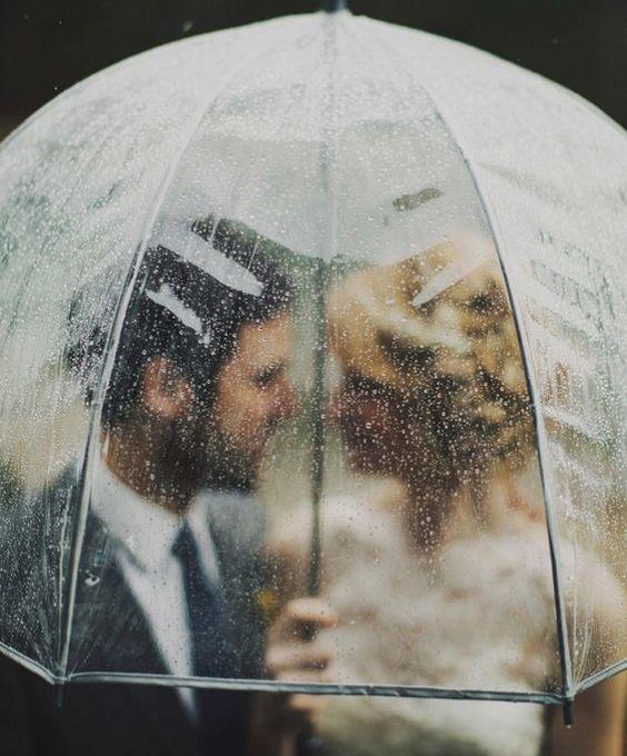 Hogyan legyen esőben is szép esküvőd?