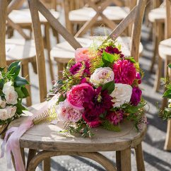Lay Down Beach Chairs Rei Flexlite Chair Review Wedding Ceremony Packages | Blush Weddings & Event Planner Sunshine Coast Rainbow ...