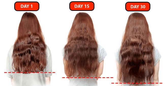 Papaya And Aloe Vera Hair Growth Mask 1