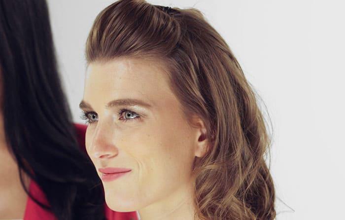Puff Hairstyle DIY – Step By Step Tutorial 6