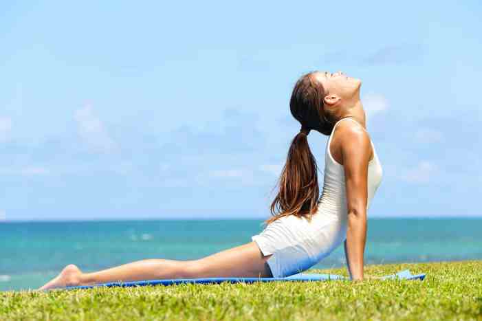 Beginner's Yoga Guide For A Toned Belly And Back 1