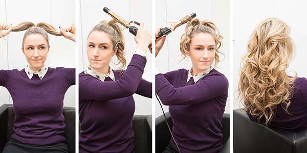 10 ways to curl hair perfectly 6
