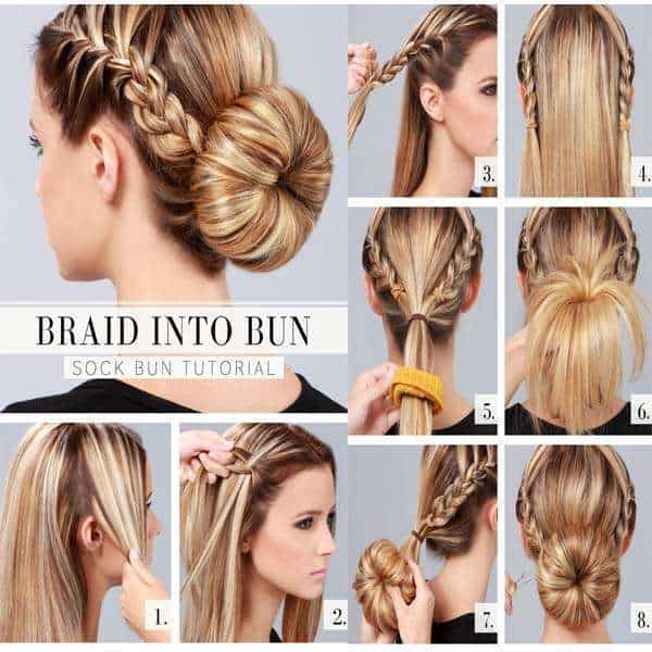 9 evergreen hairstyles tutorials for my ladies 7