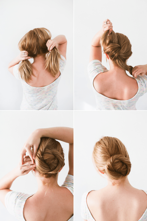 9 evergreen hairstyles tutorials for my ladies 8