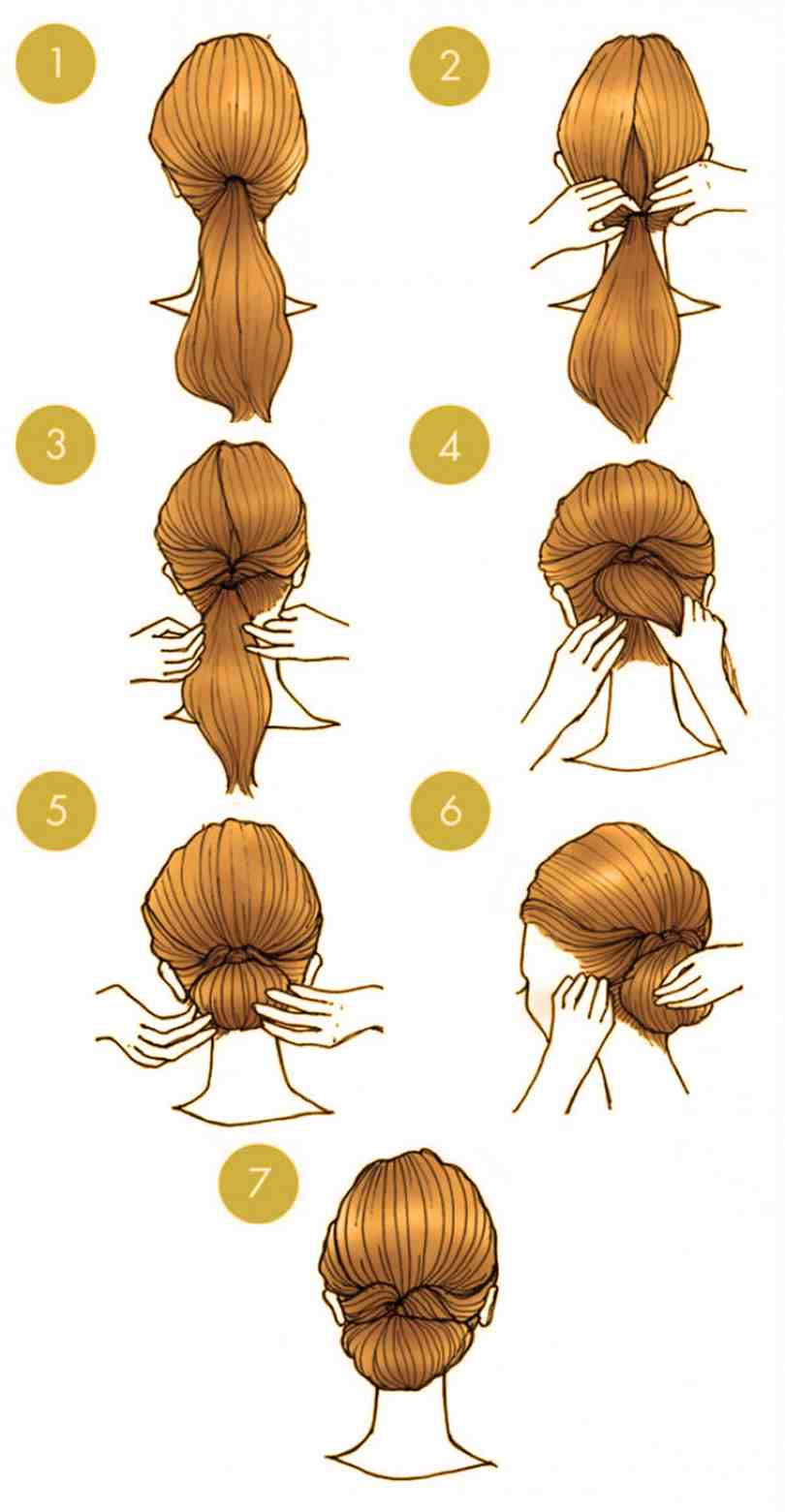 10 Quick Cute Hairstyles That Take Only 2 Minutes Of Your Time 4