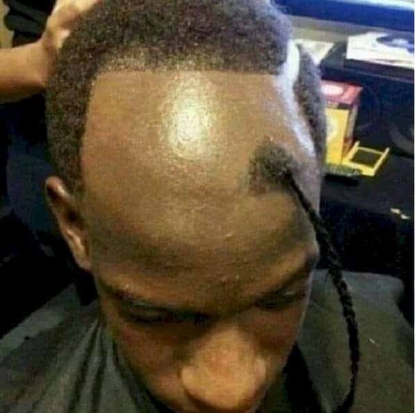 Haircuts That Went Horribly Wrong. 14