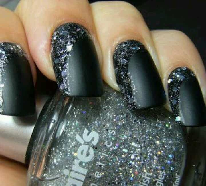 The trendy nail arts never gonna out from fashion 5