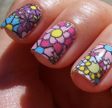 The trendy nail arts never gonna out from fashion 12